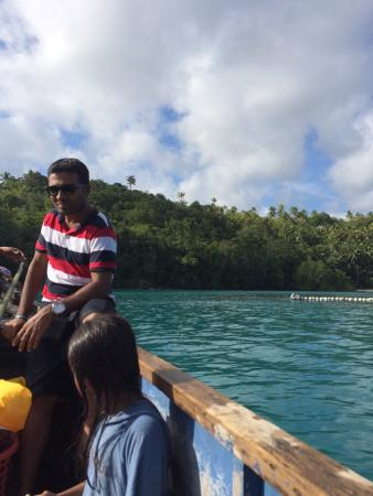 Sarangani Island: At Sarangani, Baut