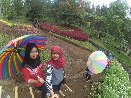 Baturaden Botanical Garden