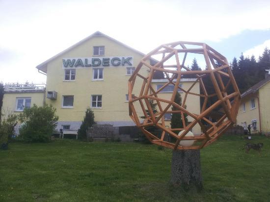 St. Georgen im Schwarzwald, Deutschland: Gasthof Waldeck