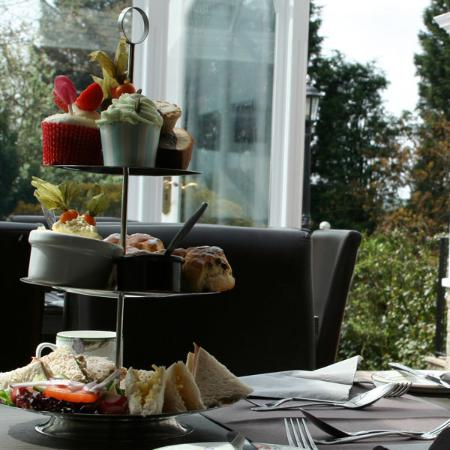 Swinscoe, UK: Afternoon tea