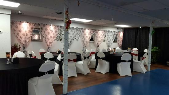 Prince George, Canada: Tandoori Nation Restaurant Ltd.