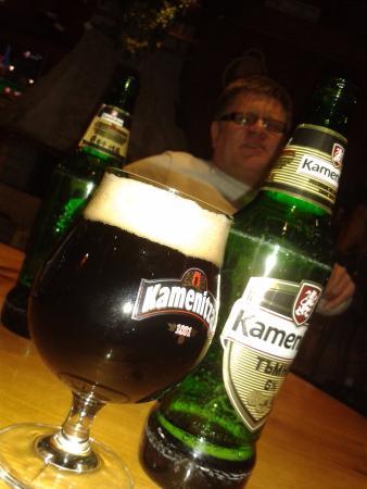 Dark Beer - Picture of The White Magic, Borovets - TripAdvisor