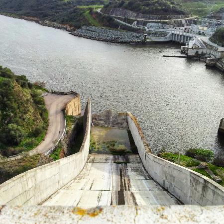 Portel, Portugal: Barragem de Alqueva