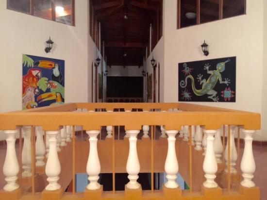Hotel El Velero: Interior style