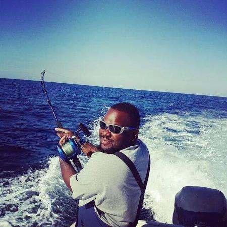 In the zone fishing charters galveston 2018 all you for Galveston fishing tours