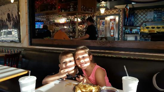 Beautiful Mi Patio Mexican Food: Happy Kids At MI Patio