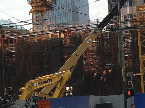 Danville, Californien: San Francisco-Construction of new buildings in the SOMA
