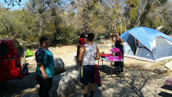 Tillie Creek Campground: Great times