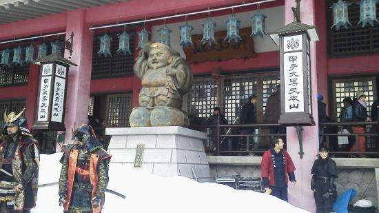 Kinoenedaikokuten Honzan Hoju-ji Temple