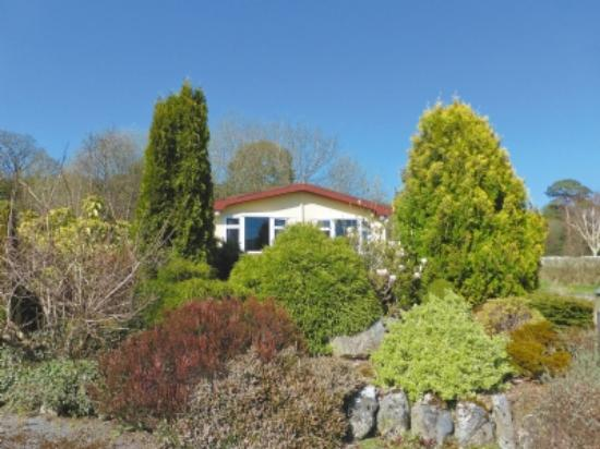 Glen of Aherlow Caravan & Camping Park: Self Catering - Mountain View Lodge