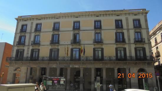 Hotel del mar barcelona picture of hotel del mar for Ave hotel barcelona madrid