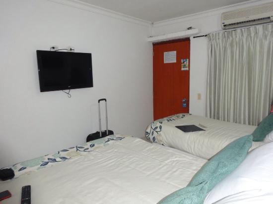 Hotel Tayrona: Las habitaciones son confortables.