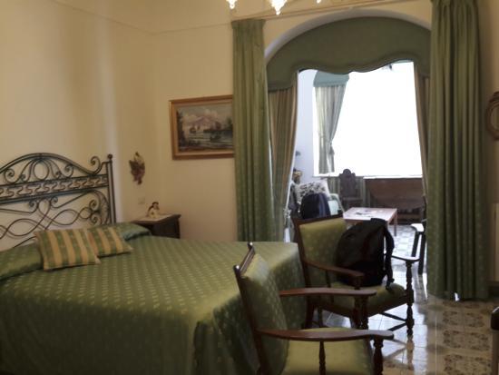 Casa Teresa: suite con salida a la galería