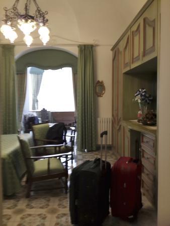 Casa Teresa: suite