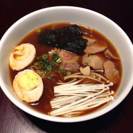 Sherwood Park, Kanada: Ramen Noodle soup delicious