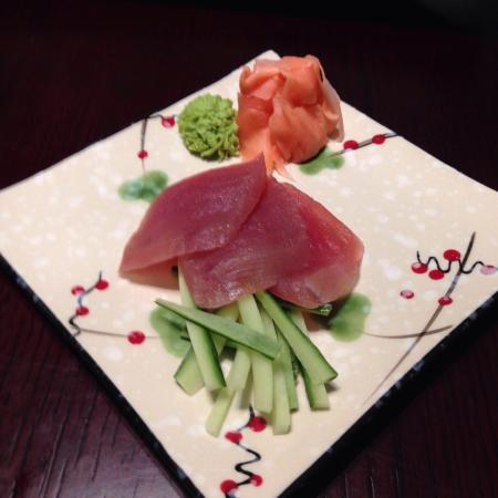 Sherwood Park, Canada: Fresh Tuna