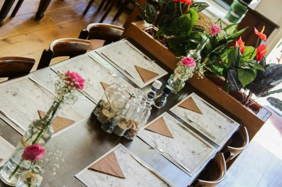 Wyspa Vlieland, Holandia: Restaurant De Richel