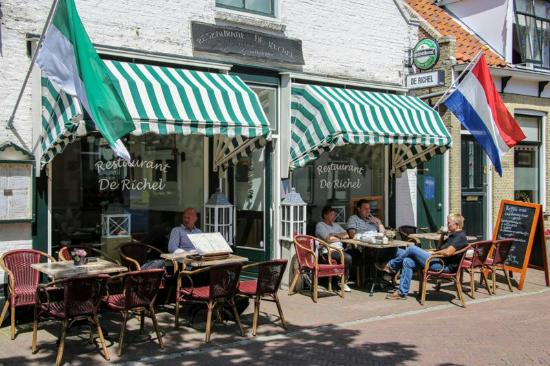 Vlieland, The Netherlands: Restaurant De Richel