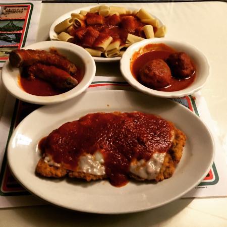 Ferrari S Restaurant Schenectady