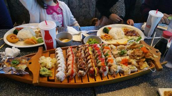 Samurai Sushi: 20160123_184843_large.jpg