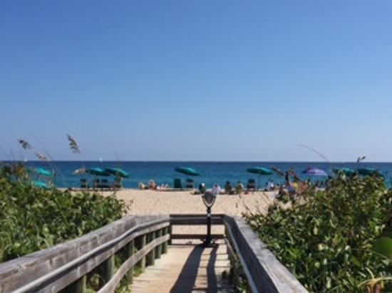 Marriott S Ocean Pointe Beach Access