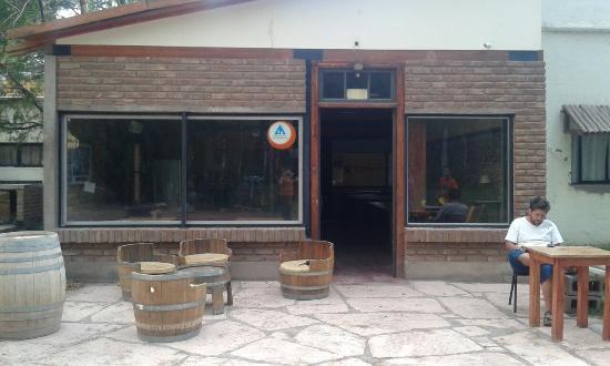 Hosteria Uspallata: 20160122_185720_large.jpg