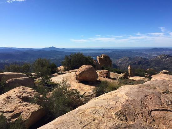 Lakeside, Californien: 360 degree views