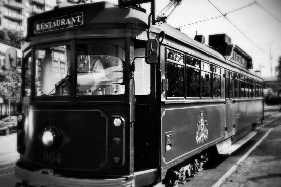 tramcar restaurant picture of the colonial tramcar. Black Bedroom Furniture Sets. Home Design Ideas