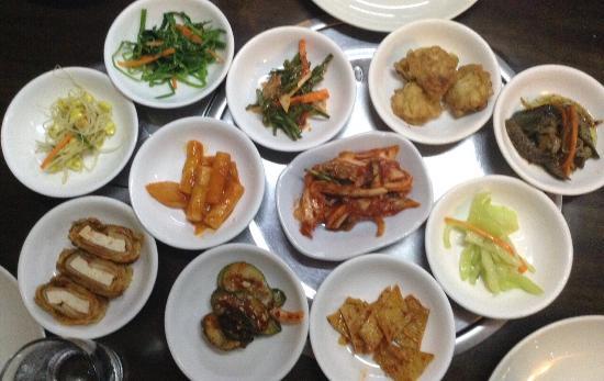 San Sung Korean Restaurant