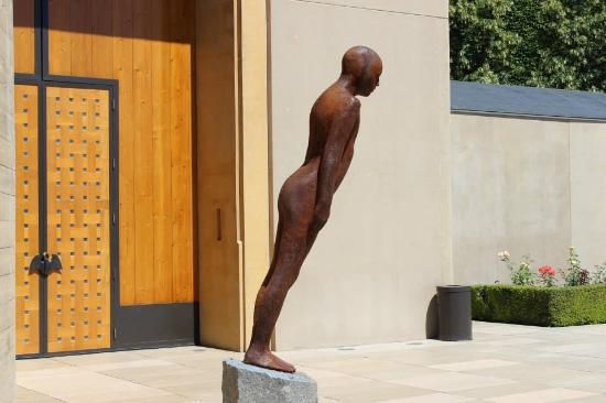 West Kelowna, Canada: Statue