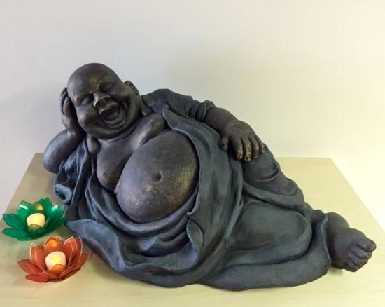 ‪Laughing Buddha Boston (The Swiss Healing Center)‬
