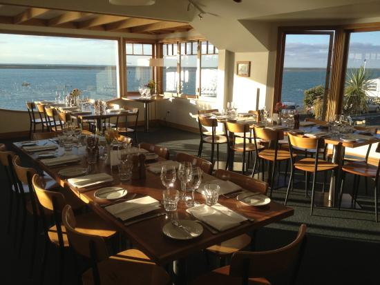 Harbour Light Bistro : Upstairs dining room