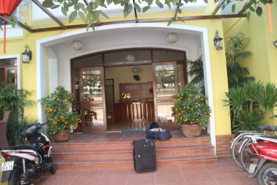 Thien Nga Hotel Foto