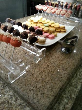 macaroons picture of bacchanal buffet las vegas tripadvisor rh tripadvisor com