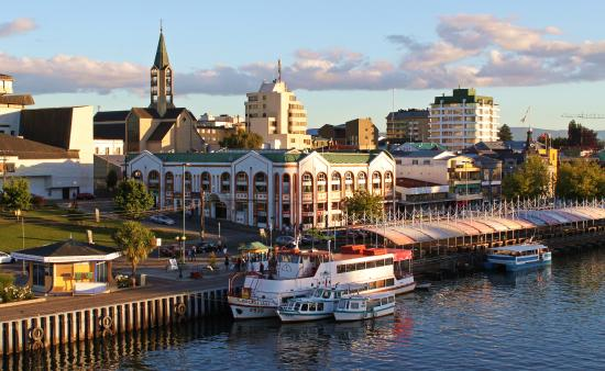 Restaurants in Valdivia