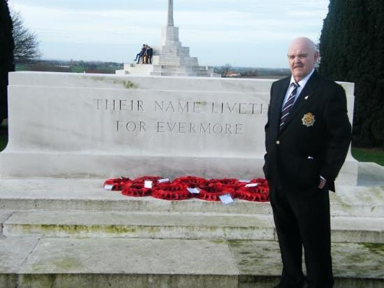 Zonnebeke, België: A visit to Tyne Cot was a wonderful experience