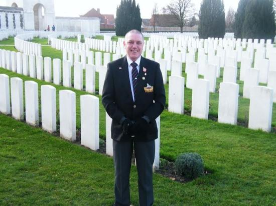 Zonnebeke, België: An amazing experience to visit Tyne Cot Cemetery