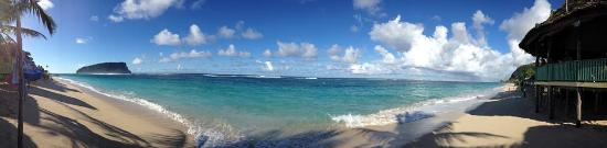 Taufua Beach Fales Picture