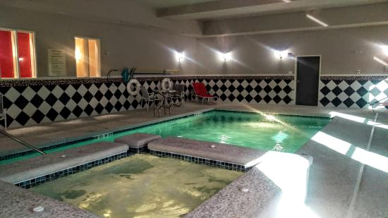 Best Western Plus Laredo Inn Suites Our Indoor Pool Is The Perfect Place To