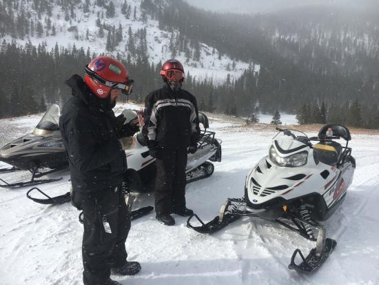 Monarch Snowmobile Tours