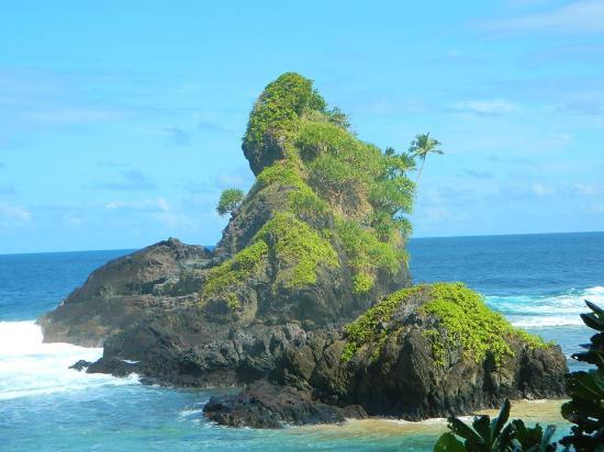 Pago Pago, Samoa Americana: Chief Rock