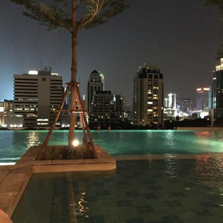 Window View - Sivatel Bangkok Photo