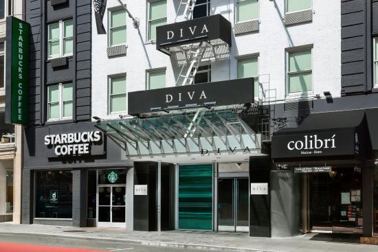 Hotel Diva: DIVA Exterior Day