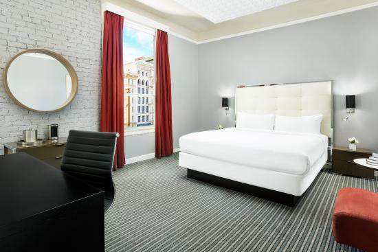 Hotel Union Square: Guest Room King