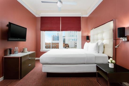 Hotel Union Square: Guest Room Queen