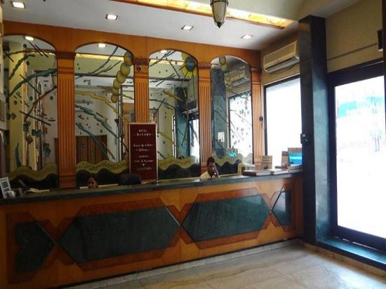 Hotel Manama: Small Reception