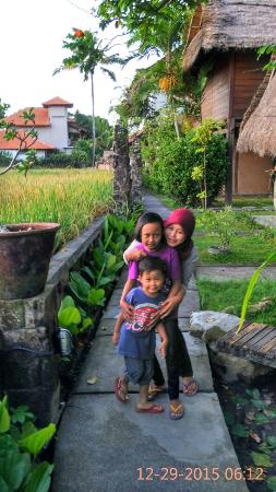 recommended hotel in ubud