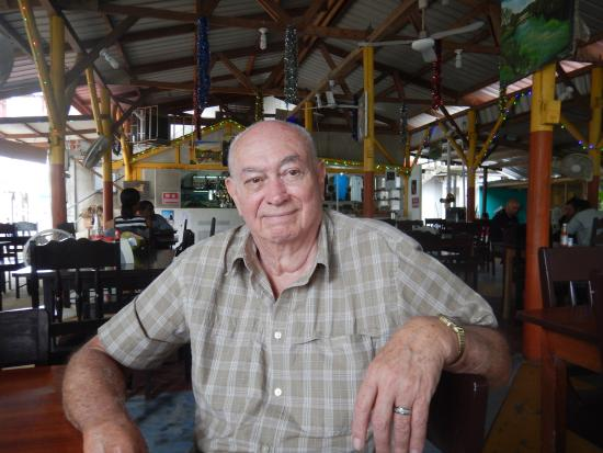 San Jose Succotz, Belize: one happy customer