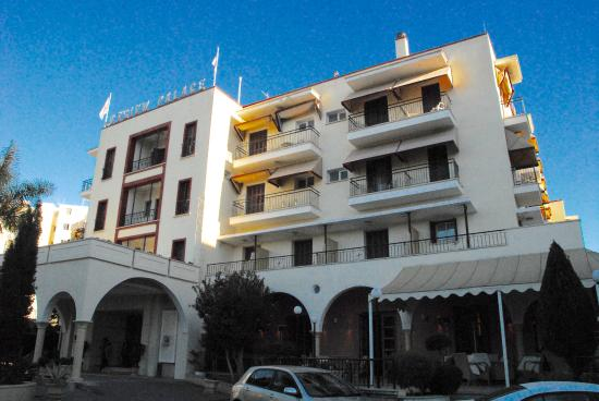 Curium Palace Hotel: L'hotel