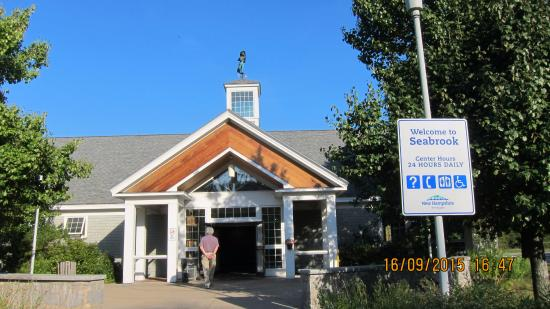 Seabrook Rest Area & Welcome Center